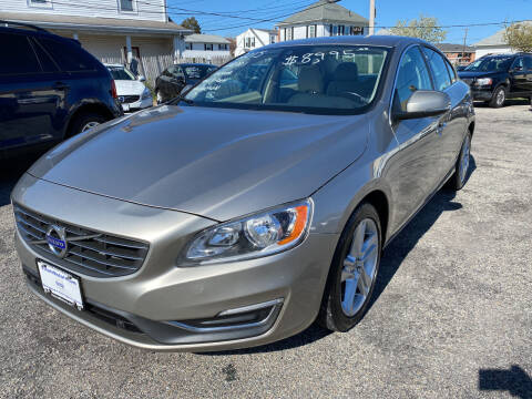 2015 Volvo S60 for sale at Volare Motors in Cranston RI
