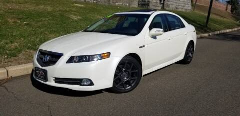 2008 Acura TL for sale at ENVY MOTORS LLC in Paterson NJ