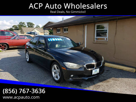 2013 BMW 3 Series for sale at ACP Auto Wholesalers in Berlin NJ