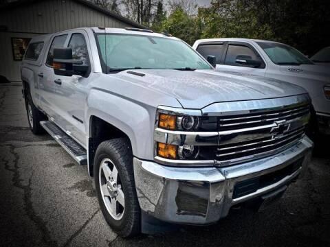 2016 Chevrolet Silverado 2500HD for sale at Carder Motors Inc in Bridgeport WV