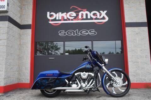2012 Harley-Davidson Street Glide for sale at BIKEMAX, LLC in Palos Hills IL