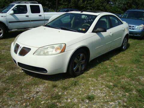 2005 Pontiac G6 for sale at Branch Avenue Auto Auction in Clinton MD
