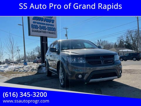 2016 Dodge Journey for sale at SS Auto Pro of Grand Rapids in Kentwood MI