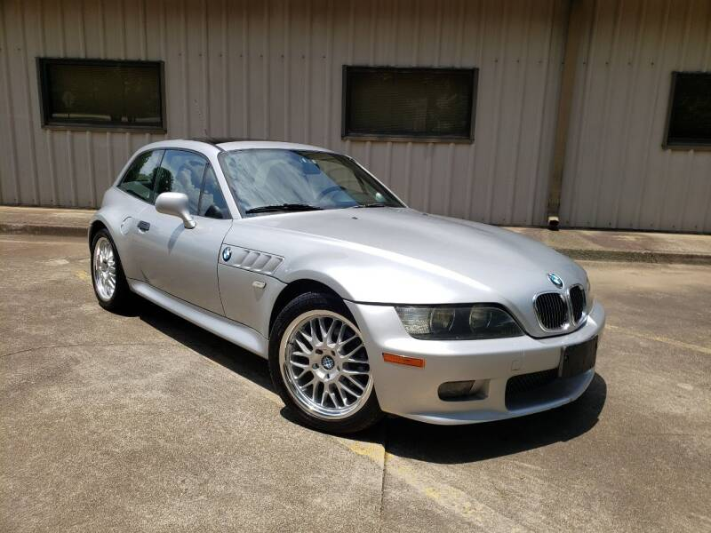 2001 BMW Z3 for sale at M & A Motors LLC in Marietta GA