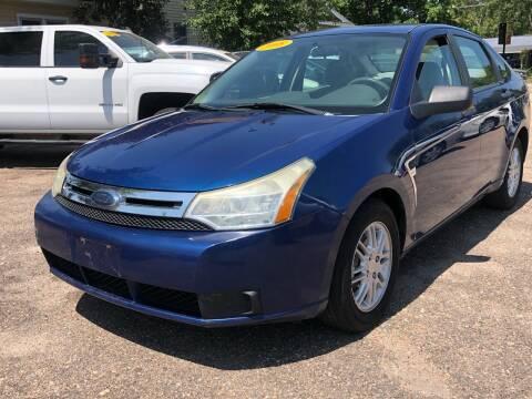 2008 Ford Focus for sale at El Tucanazo Auto Sales in Grand Island NE