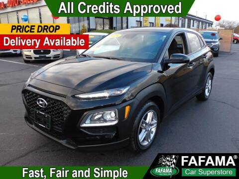 2019 Hyundai Kona for sale at FAFAMA AUTO SALES Inc in Milford MA