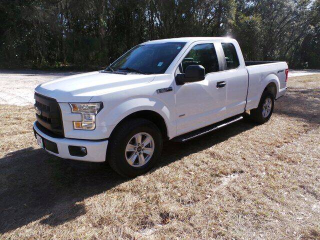 2015 Ford F-150 for sale at TIMBERLAND FORD in Perry FL