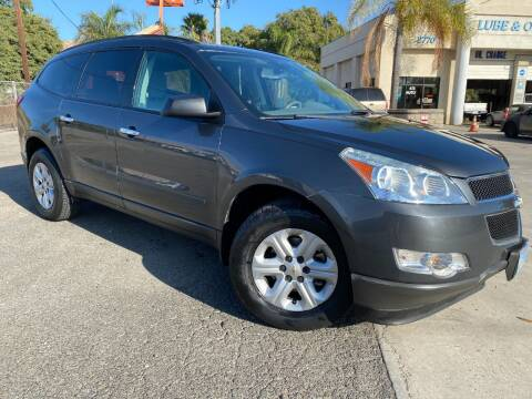 2011 Chevrolet Traverse for sale at Luxury Auto Lounge in Costa Mesa CA