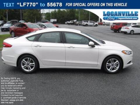 2018 Ford Fusion for sale at NMI in Atlanta GA