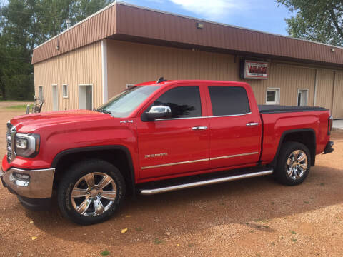 2018 GMC Sierra 1500 for sale at Palmer Welcome Auto in New Prague MN