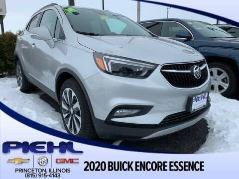 2020 Buick Encore for sale at Piehl Motors - PIEHL Chevrolet Buick Cadillac in Princeton IL