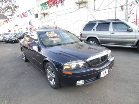 2001 Lincoln LS for sale at K & S Motors Corp in Linden NJ
