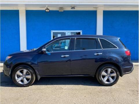 2012 Acura MDX for sale at Khodas Cars in Gilroy CA