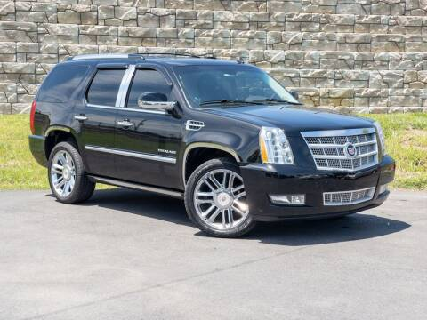 2013 Cadillac Escalade for sale at Car Hunters LLC in Mount Juliet TN