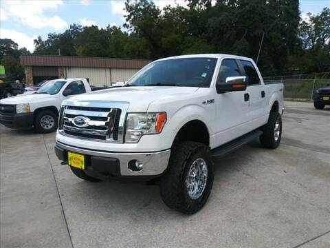 2012 Ford F-150 for sale at TR Motors in Opelika AL