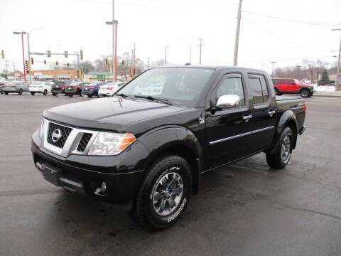 2018 Nissan Frontier for sale at Windsor Auto Sales in Loves Park IL
