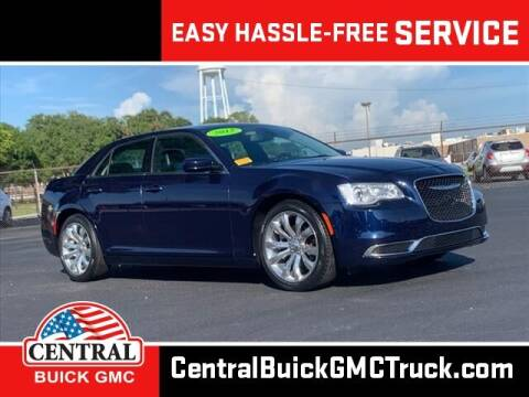 2017 Chrysler 300 for sale at Central Buick GMC in Winter Haven FL
