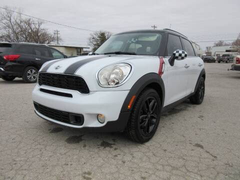 2012 MINI Cooper Countryman for sale at Grays Used Cars in Oklahoma City OK