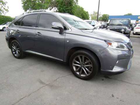 2015 Lexus RX 350 for sale at 2010 Auto Sales in Troy NY