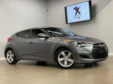 2014 Hyundai Veloster for sale at TX Auto Group in Houston TX