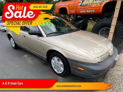 1999 Saturn S-Series for sale at A & R Used Cars in Clayton NJ