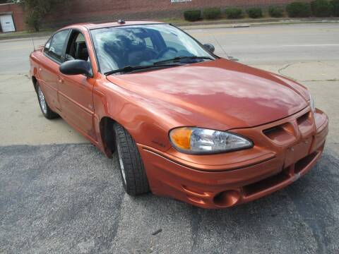 2003 Pontiac Grand Am for sale at 3A Auto Sales in Carbondale IL
