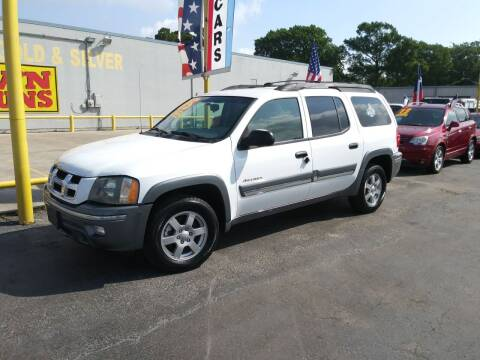 2005 Isuzu Ascender for sale at Texas 1 Auto Finance in Kemah TX