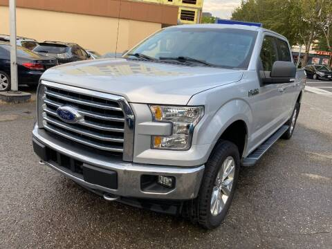 2015 Ford F-150 for sale at Exotic Motors in Redmond WA