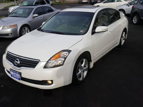 2007 Nissan Altima for sale at Premier Auto Sales Inc. in Newport News VA