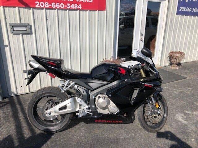 2006 Honda CBR600RR for sale at Atlas Automotive Sales in Hayden ID