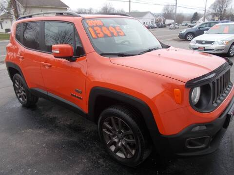 2016 Jeep Renegade for sale at Dansville Radiator in Dansville NY