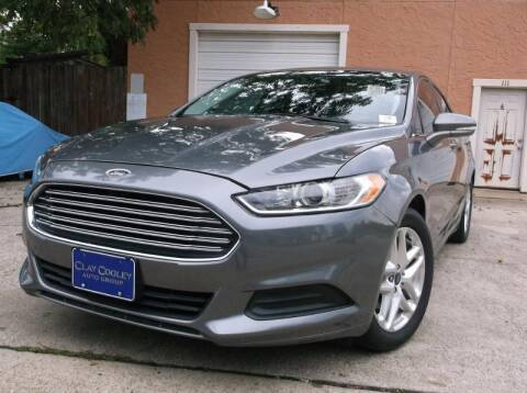 2013 Ford Fusion for sale at Pary's Auto Sales in Garland TX