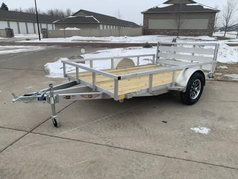 2021 H&H RSA 76x10 #9066 for sale at Prairie Wind Trailers, LLC in Harrisburg SD