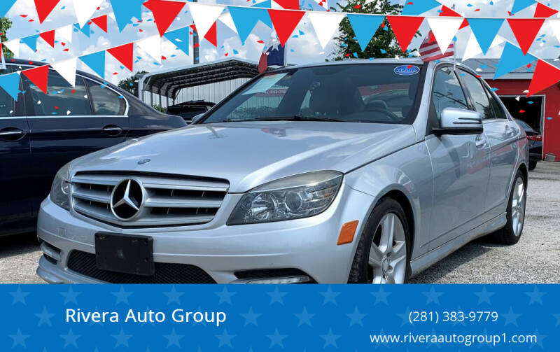 2011 Mercedes-Benz C-Class for sale at Rivera Auto Group in Spring TX