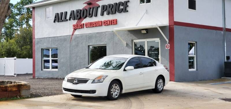 2009 Nissan Altima for sale at All About Price in Bunnell FL