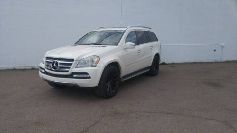 2011 Mercedes-Benz GL-Class for sale at Advantage Motorsports Plus in Phoenix AZ