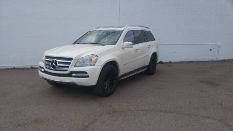 2011 Mercedes-Benz GL-Class for sale at Advantage Auto Motorsports in Phoenix AZ