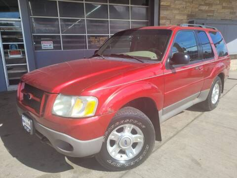 2003 Ford Explorer Sport for sale at Car Planet Inc. in Milwaukee WI