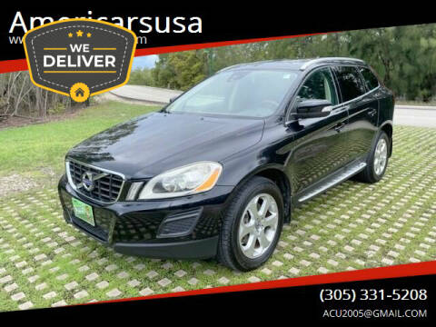 2013 Volvo XC60 for sale at Americarsusa in Hollywood FL
