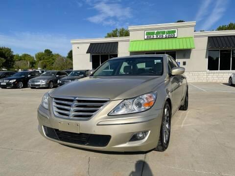 2011 Hyundai Genesis for sale at Cross Motor Group in Rock Hill SC