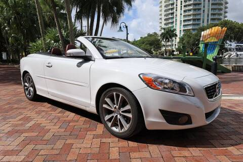 2012 Volvo C70 for sale at Choice Auto in Fort Lauderdale FL