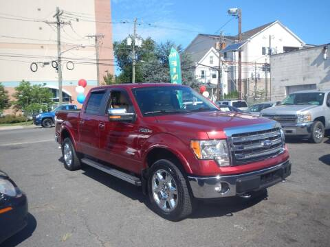 2014 Ford F-150 for sale at 103 Auto Sales in Bloomfield NJ
