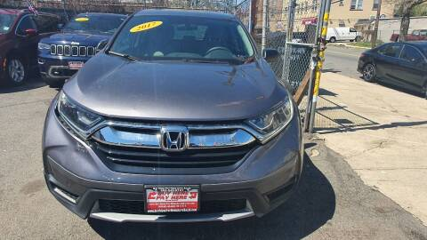 2017 Honda CR-V for sale at Buy Here Pay Here Auto Sales in Newark NJ