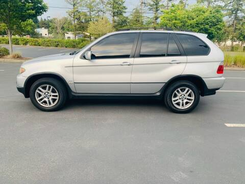 2006 BMW X5 for sale at Car One Motors in Seattle WA