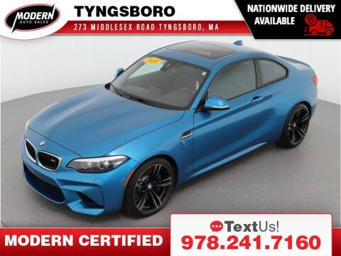 2018 BMW M2 for sale at Modern Auto Sales in Tyngsboro MA