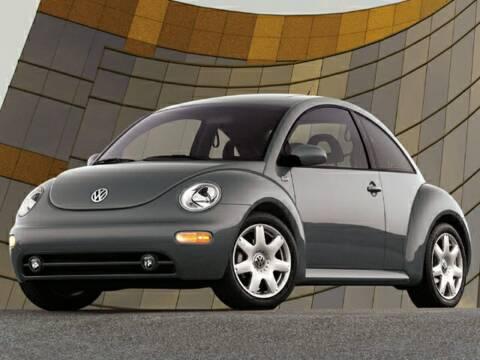 2002 Volkswagen New Beetle for sale at Sundance Chevrolet in Grand Ledge MI