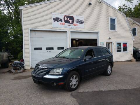 2005 Chrysler Pacifica for sale at E & K Automotive in Derry NH