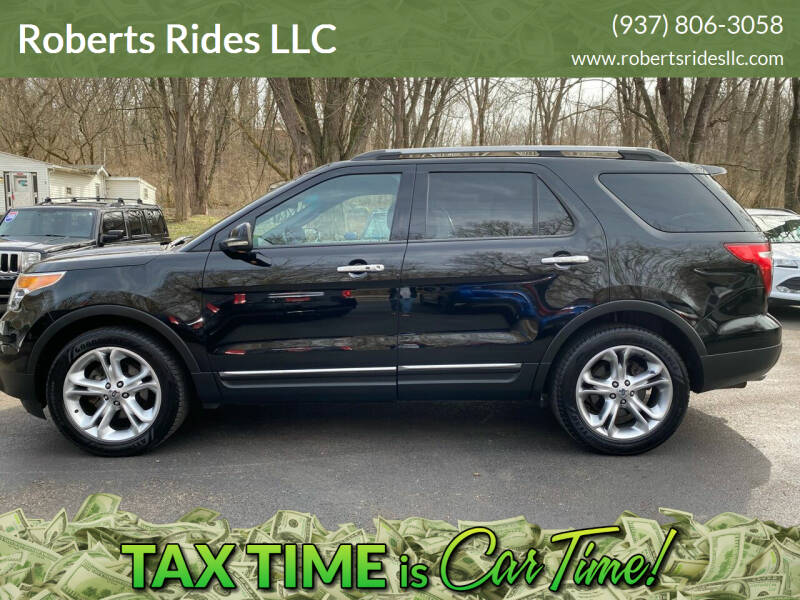 2011 Ford Explorer for sale at Roberts Rides LLC in Franklin OH