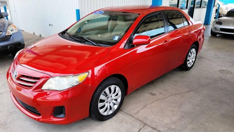 2013 Toyota Corolla for sale at Bob Ross Motors in Tucson AZ
