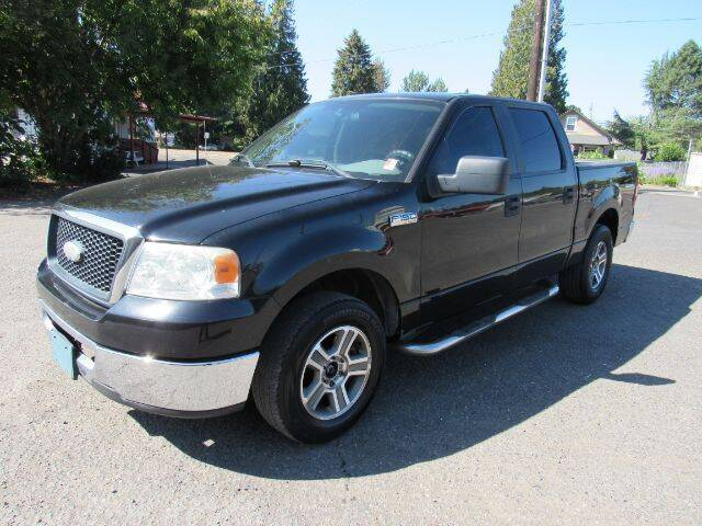 2007 Ford F-150 for sale at Triple C Auto Brokers in Washougal WA